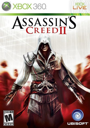 Assassin's Creed 2 (2009/MULTI5/Region Free/XBOX 360)