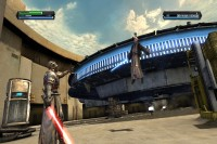 Star Wars The Force Unleashed - Ultimate Sith Edition (2009/XBOX360/ENG)