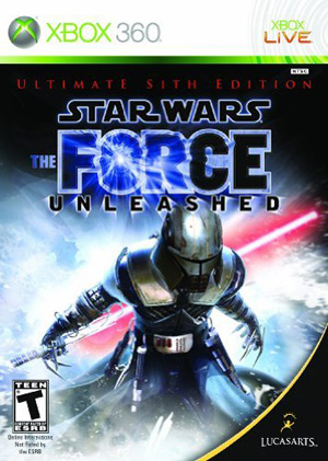 Star Wars The Force Unleashed - Ultimate Sith Edition (2009/XBOX 360/ENG)