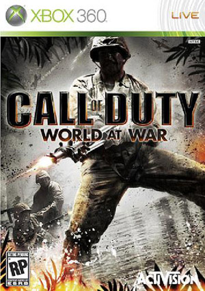Call of Duty World at War (2008/XBOX360/RUS)