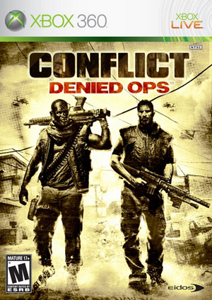 Conflict Denied Ops (2009/XBOX360/RUS)