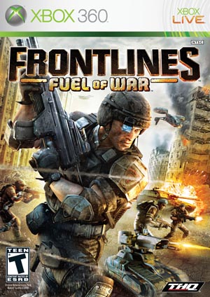 Frontlines Fuel Of War (2008/XBOX360/Rus)