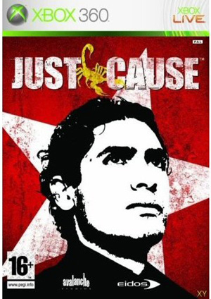 Just Cause (2007/XBOX360/RUS)