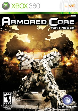 Armored Core 4: Answers
