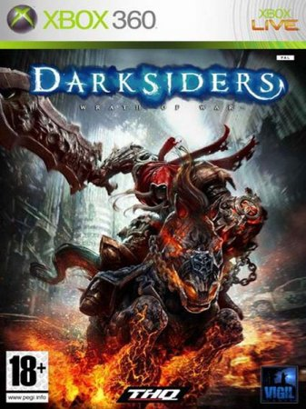 Darksiders: Wrath of War (2009/ENG/XBOX360/RF)