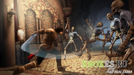 Анонс Prince of Persia: The Forgotten Sands.