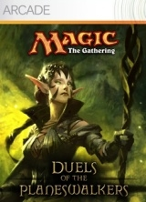 Magic: The Gathering - Duels of the Planeswalkers. Старая школа.