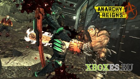 Platinum Games анонсировала Anarchy Reigns