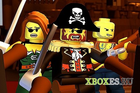 Анонсирована LEGO Pirates of the Caribbean: The Video Game