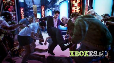 Capcom представила Dead Rising 2: Off the Record