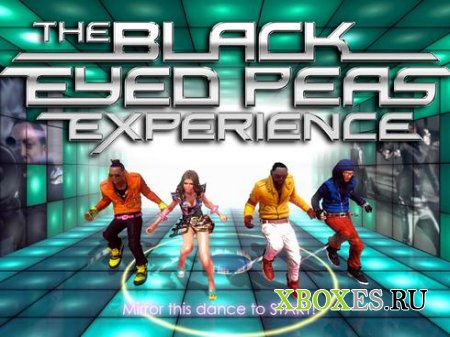 Ubisoft готовит The Black Eyed Peas Experience