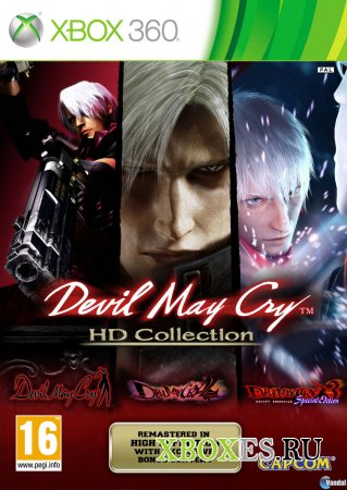 Devil May Cry HD Collection скоро на Xbox 360
