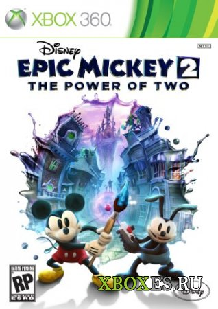 Epic Mickey 2 или The Power of Two