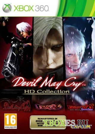 Devil May Cry HD Collection уже в России