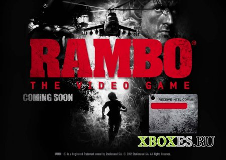 Rambo: The Video Game представят на Gamescom