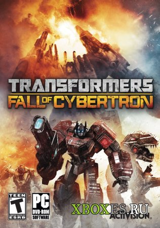 Новости проекта Transformers: Fall of Cybertron