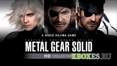 Metal Gear Solid HD Collection поделят на части