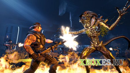 Aliens: Colonial Marines скоро в продаже