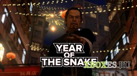 Sleeping Dogs получит DLC Year of the Snake