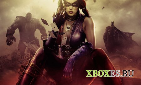 Близится релиз Injustice: Gods Among Us
