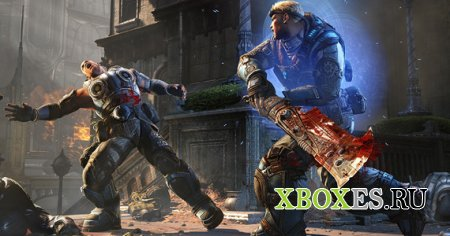 Gears of War: Judgment получит дополнение Call to Arms