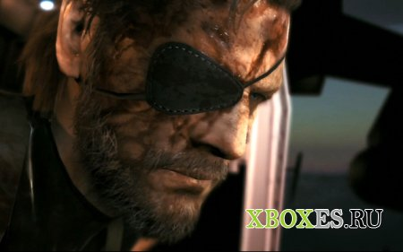 Выпущен трейлер Metal Gear Solid V: The Phantom Pain