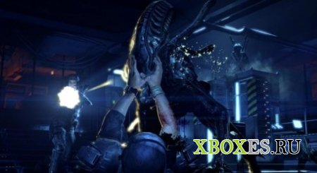 Aliens: Colonial Marines получил DLC Stasis Interrupted