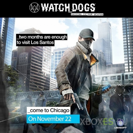 Watch Dogs: 50 дней до релиза