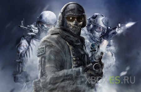 Call of Duty: Ghosts получит режим Extinction