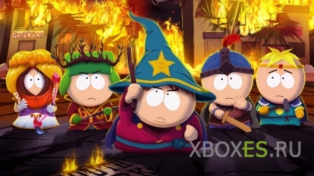 Европейская South Park: The Stick of Truth подверглась цензуре