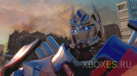 Объявлена дата релиза Transformers: Rise of The Dark Spark