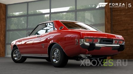 Forza Motorsport 5 получила Hot Wheels Car Pack