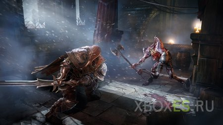 Lords of the Fallen - Новости с Comic-Con 2014