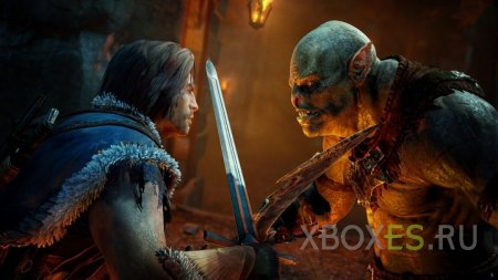 Состоялся релиз Middle-earth: Shadow of Mordor