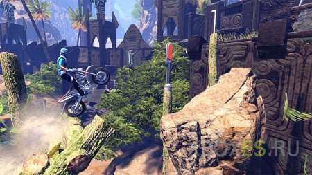 Trials Fusion получила DLC Welcome to the Abyss
