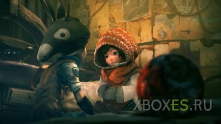 Silence: The Whispered World 2 посетит Xbox One