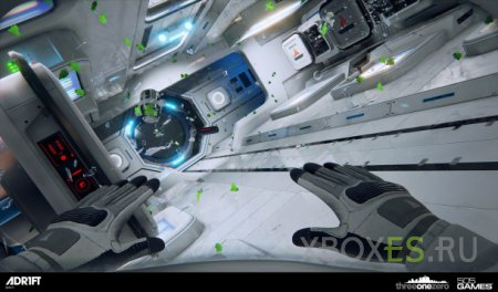 The Game Awards показала трейлер ADR1FT