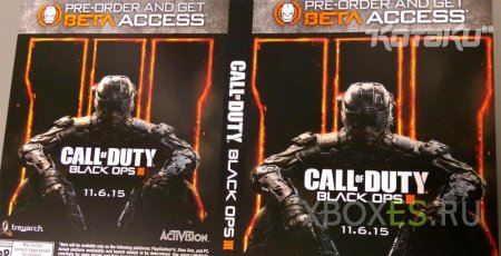 Известны первые подробности Call of Duty: Black Ops 3