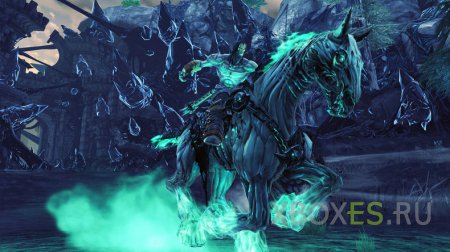 Darksiders II: Deathfinitive Edition выпустят на PS 4 и Xbox One