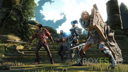 На Е3 2015 состоялась премьера трейлера Fable Legends
