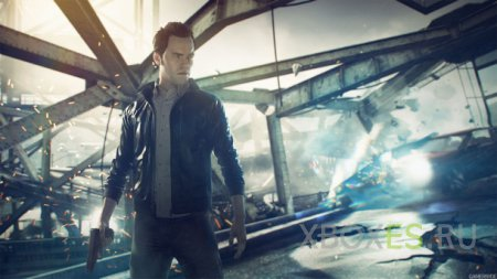 Remedy раскрывает подробности Quantum Break