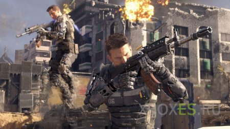 Известны подробности Call of Duty: Black Ops 3 бета