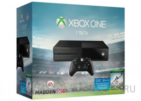 Xbox One Madden NFL 16 Bundle уже в продаже