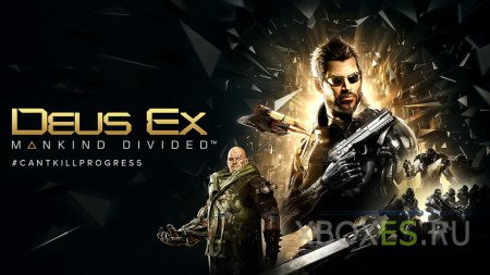 Deus Ex: Mankind Divided получил дату релиза