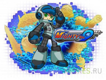 Платформер Mighty No. 9 получил дату релиза