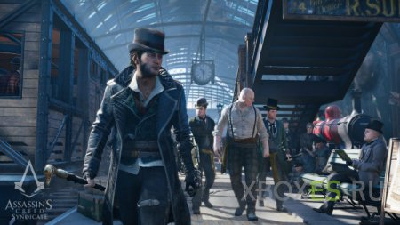Релиз Assassin's Creed: Syndicate - первые оценки