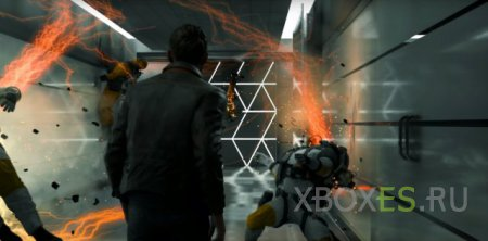 Состоялась премьера нового трейлера Quantum Break