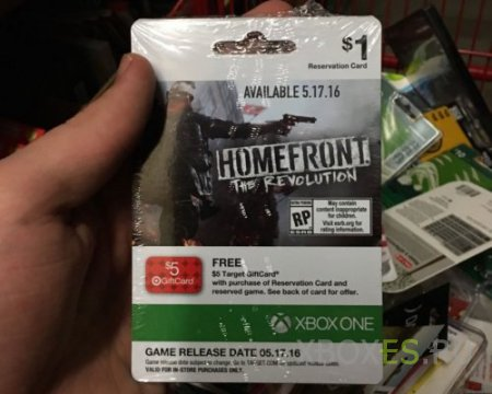 Homefront: The Revolution выйдет в мае