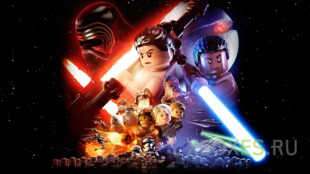 Состоялся анонс LEGO Star Wars: The Force Awakens