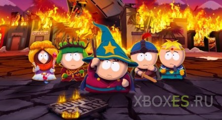 South Park: The Stick of Truth доступна на Xbox One и PS4